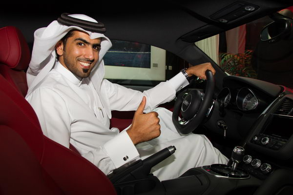 Us News Car Rankings >> Mohammed Saadon Al-Kuwari appointed brand ambassador for Audi Qatar | Qatar is Booming
