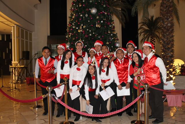 The Festive Season at the Crowne Plaza Doha - The Business ...
