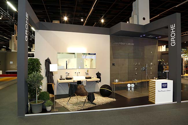 D Exhibition Designer Jobs In Qatar : Grohe showcasing award winning designs at imm cologne