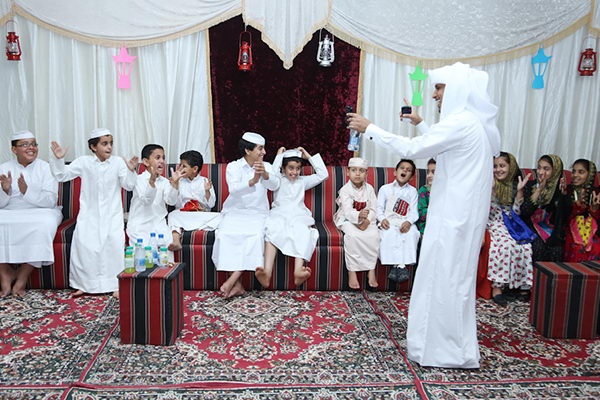 qapco reaches out to community and shares qatari culture