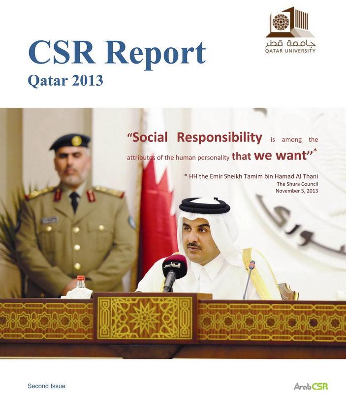 Qatar CSR network launches The Qatar CSR Report 2013 | Qatar is Booming