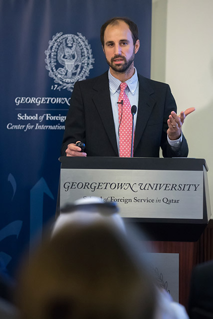 Georgetown lecture presents the science 2 [qatarisbooming.com].jpg