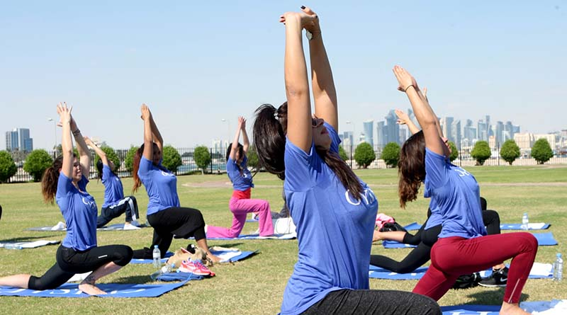 OYSHO Yoga Day in Doha 2 [qatarisbooming.com].jpg