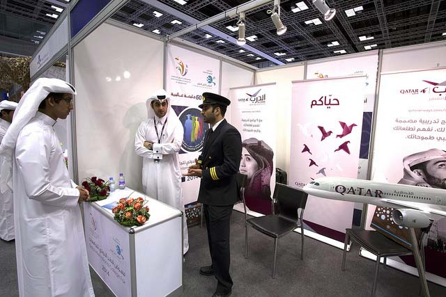 Qatar Airways participates in the Fifth 2 [qatarisbooming.com].jpg