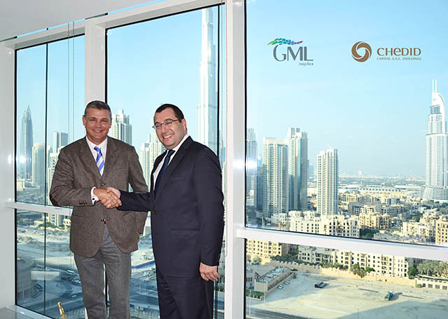 GML and Chedid Capital  join forces 2 [qatarisbooming.com].jpg