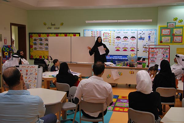 Qatar Academy Msheireb hosts first Back To School Night ...