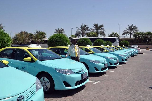 Qatar Cars Taxi Company