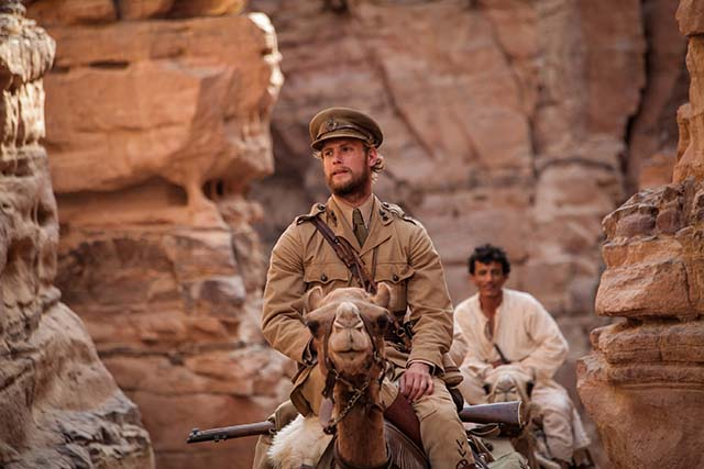 """theeb Theeb trailer about theaters reviews press images  filmmovement: """" the critics are all raving about #theeb - now playing lincoln  plaza."""