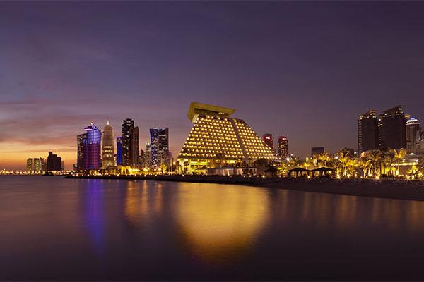 Sheraton Doha Resort Amp Convention Hotel Celebrates