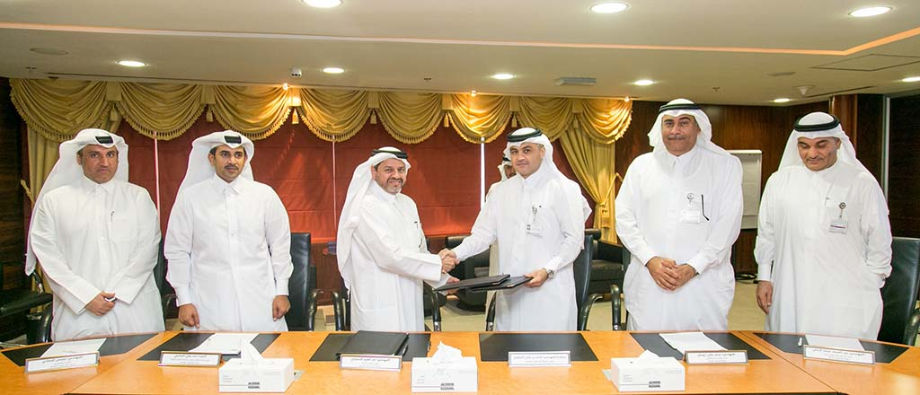 Ashghal and QPMC sign a 3 [qatarisbooming.com].jpg