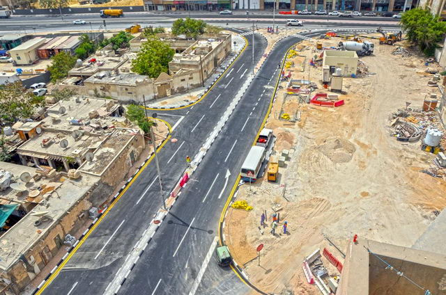 Ashghal announces completion of 1 [qatarisbooming.com].jpg