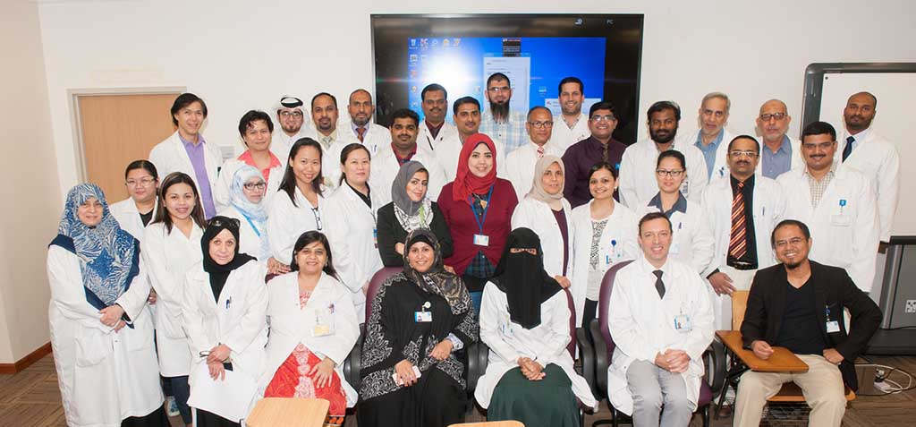 Rumailah Hospital holds hands-on 3 [qatarisbooming.com].jpg