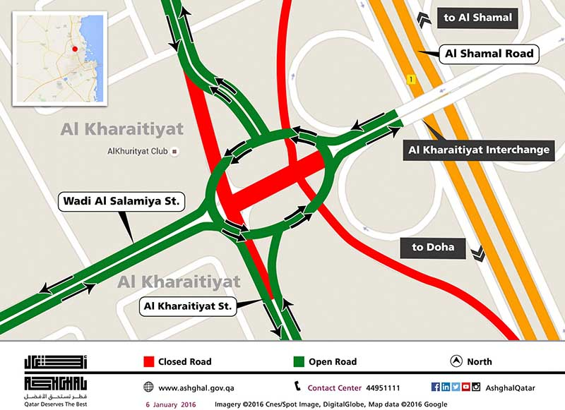 Ashghal Temporary closure on 2 [qatarisbooming.com].jpg