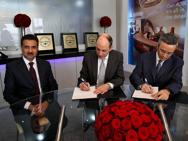 Qatar Airways signs Meridiana 3 [qatarisbooming.com].jpg