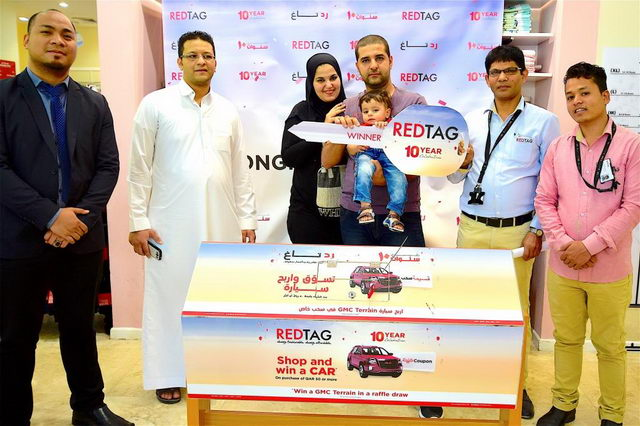 Redtag announces the winner [qatarisbooming.com].JPG
