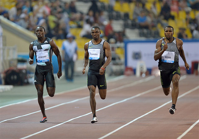 Team Qatar runners on track 3 [qatarisbooming.jpg