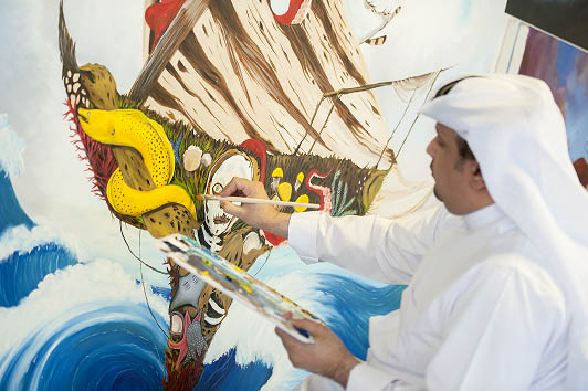 Qatar Museums presents exciting 2 [qatarisbooming.com].jpg