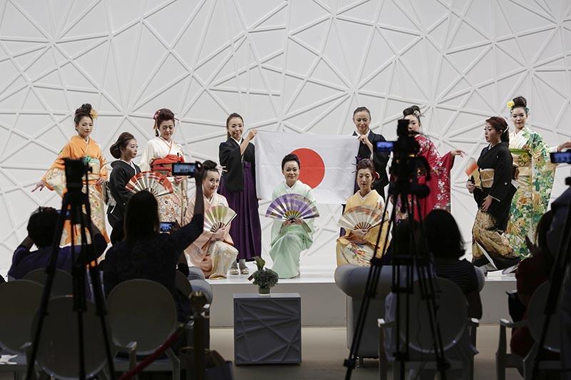 D Exhibition Designer Jobs In Qatar : Heya arabian fashion exhibition offers exclusive access to