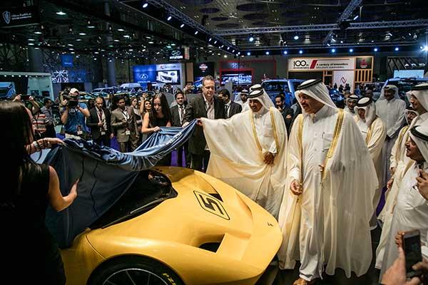 Ford College Graduate Program >> Qatar Motor Show 2017 opens doors | Qatar is Booming