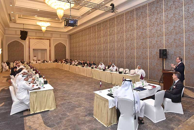 QLC and Baker Institute organize 3 [qatarisbooming.com].jpg