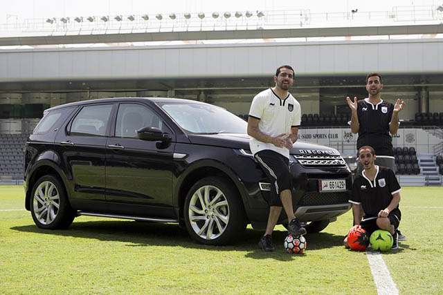Land Rover rolls out new Qatar 2 [qatarisbooming.com].jpg