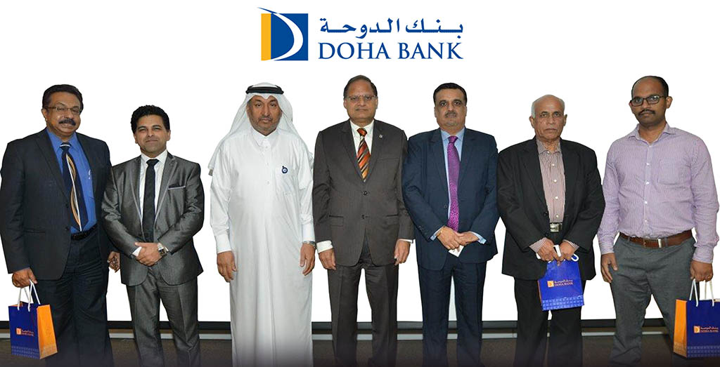 Doha Bank organized a successful 2 [qatarisbooming.com].jpg