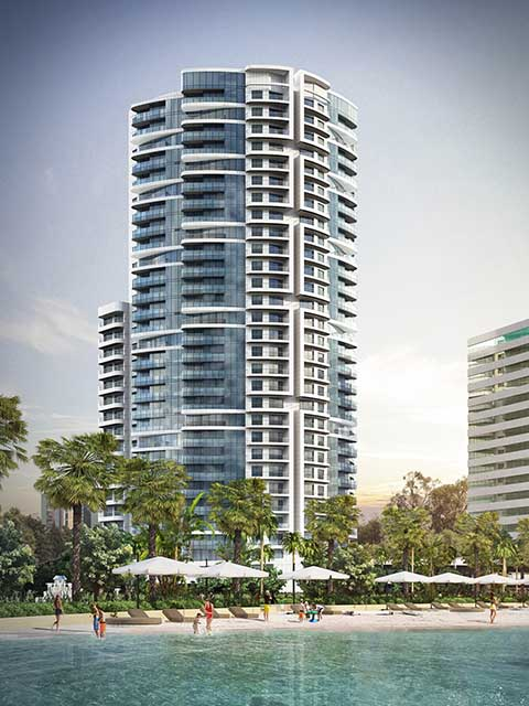 DAMAC Properties launches Burj 2 [qatarisbooming.com].jpg