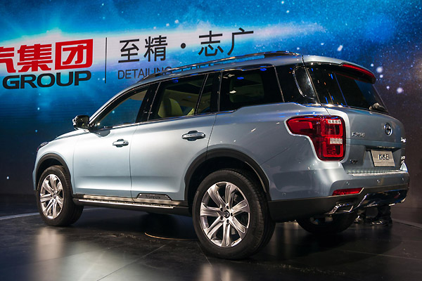 Gac Motor Launches Its Flagship Vehicles Gs8 And Ga8 In Qatar Qatar Is Booming