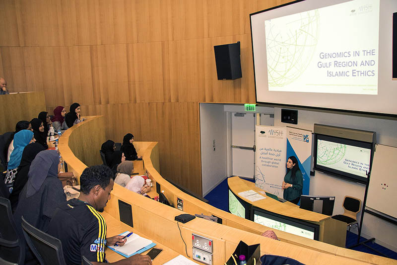 WISH genomics research presented 2 [qatarisbooming.com].jpg