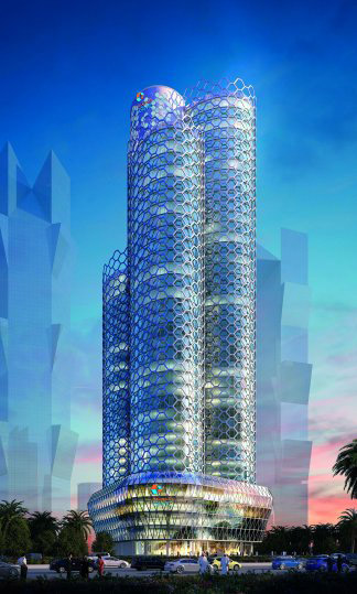 QIMC's iconic towers to be 2 [qatarisbooming.com].jpg