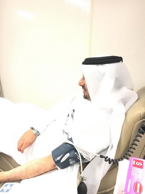 QFCRA hosts blood donation 1 [qatarisbooming.com].jpg