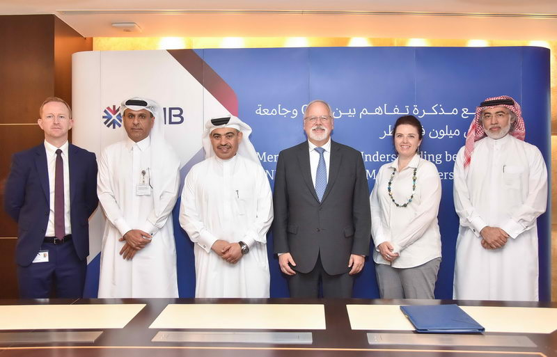 QNB signs MOU with [qatarisbooming.com].jpg