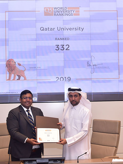 QU ranked 332nd in the QS 2 [qatarisbooming.com].jpg