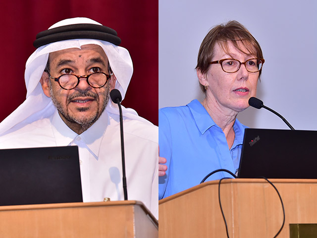 QU co-organizes the first Congress 3 [qatarisbooming.com].jpg