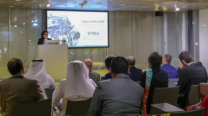 Exhibition on Syria's history 2 [qatarisbooming.com].jpg