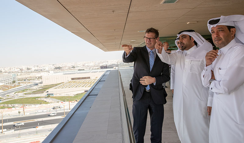 Qatar Foundation signs health 2 [qatarisbooming.com].jpg