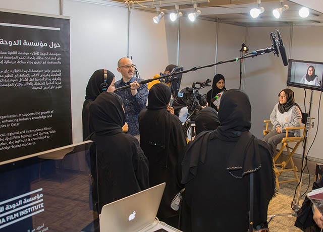 QCDC's Career Village attracts 3 [qatarisbooming.com].jpg