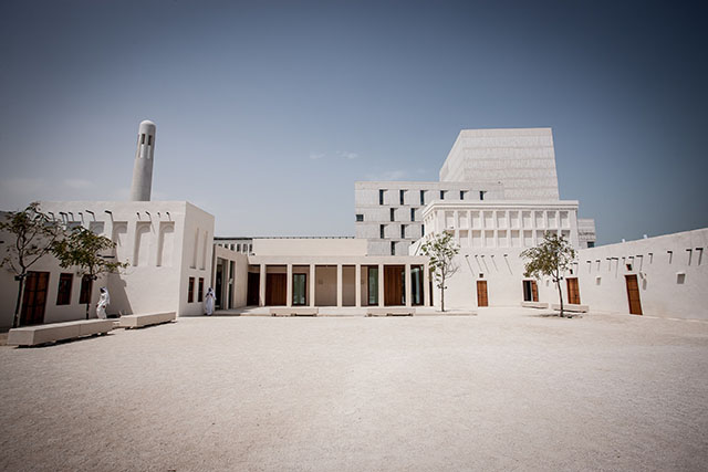 Msheireb Museums closes to support 2 [qatarisbooming.com].jpg