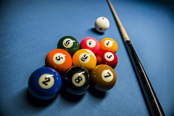 Steady Progress For Wpa World 9 Ball Championship Qatar