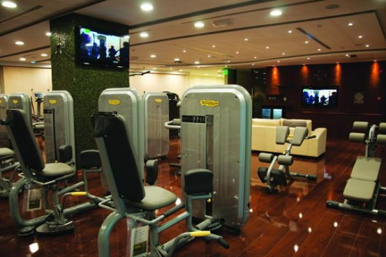 Jade gym opens its doors in qatar is booming