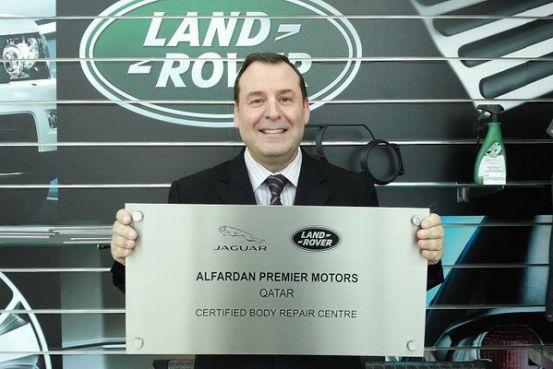 Jaguar Land Rover Mena Accredits Alfardan Premier Motors