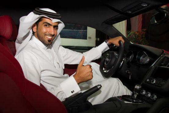 International Auto Sales >> Mohammed Saadon Al-Kuwari appointed brand ambassador for Audi Qatar | Qatar is Booming