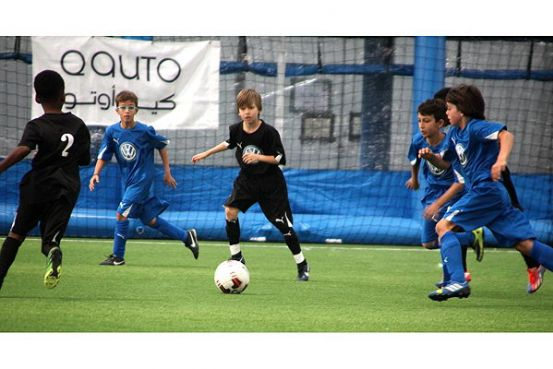 Volkswagen Qatar Hosted 4th Volkswagen Junior Masters