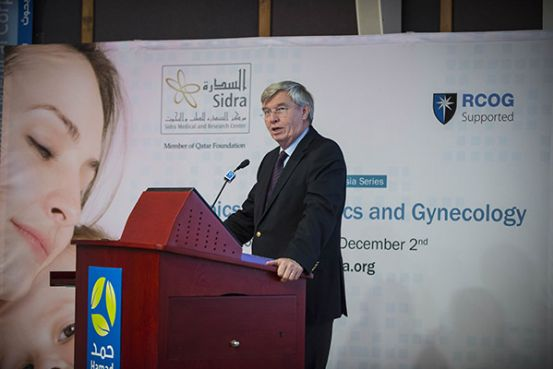 Joint Sidra-Royal College of Obstetricians and Gynecologists