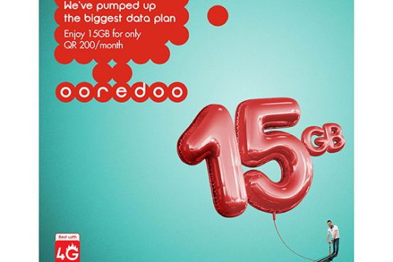 Ooredoo launches 15GB Shahry and Hala data plans | Qatar is