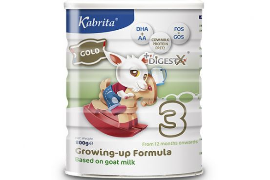 Kabrita infant goat milk formula now available in Qatar | Qatar is
