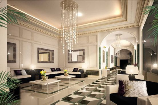 Damac Tower With Interiors By Versace Home Qatar Is Booming