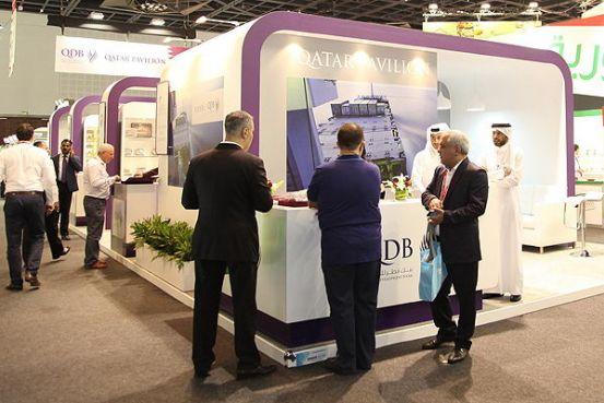 Eight Qatari food companies participate in Gulfood 2015