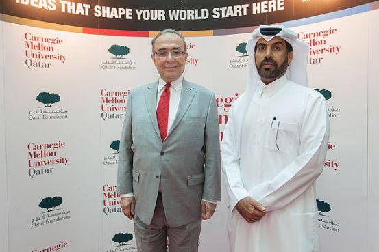Qatar Stock Exchange CEO encourages entrepreneurship at CMU