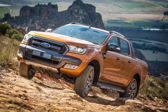 Ford Impresses At Qatar Motor Show With Big Commitment To Suvs And Trucks